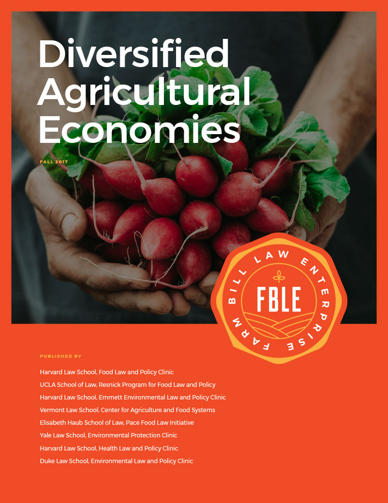 Diversified Agricultural Economies